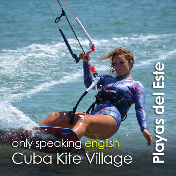 Playas del Este - Cuba Kite Village