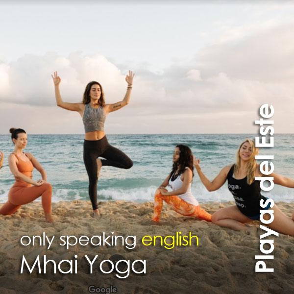 Playas del Este - Mhai Yoga
