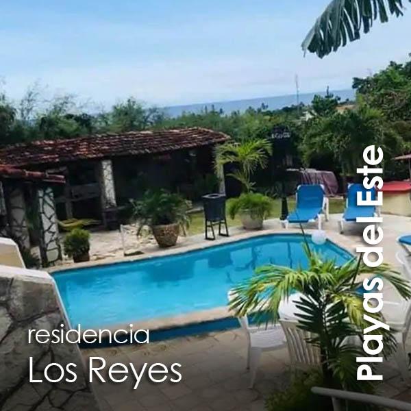 Playas del Este - Residencia Los Reyes