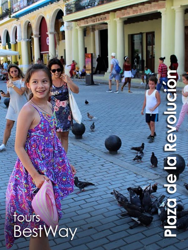 Plaza de la Revolucion - BestWay