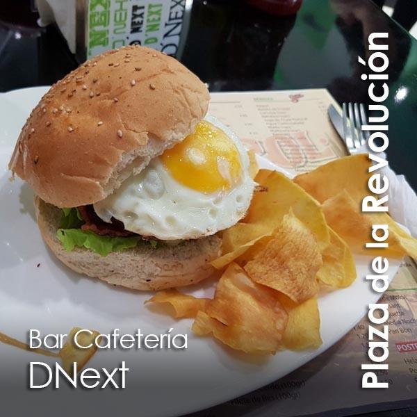 Plaza de la Revolucion - Bar Cafeteria DNext