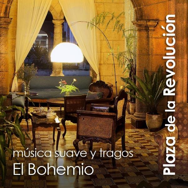 Plaza de la Revolucion - El Bohemio