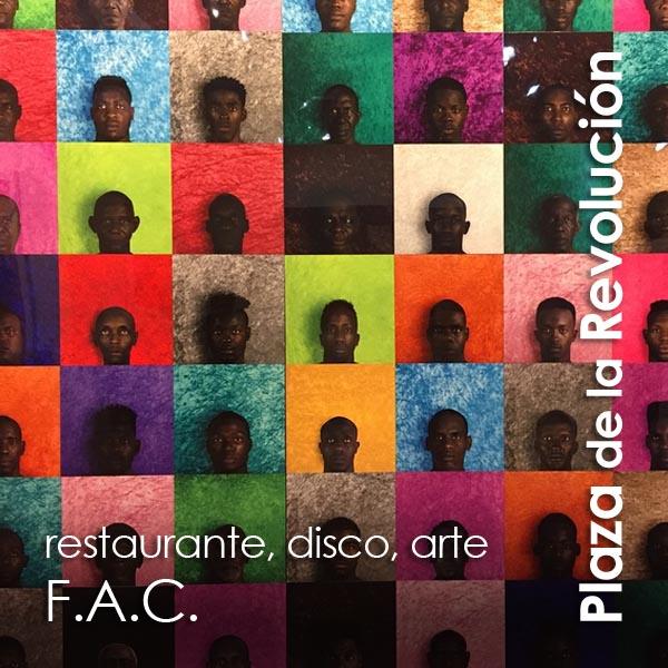 Plaza de la Revolucion - F.A.C.