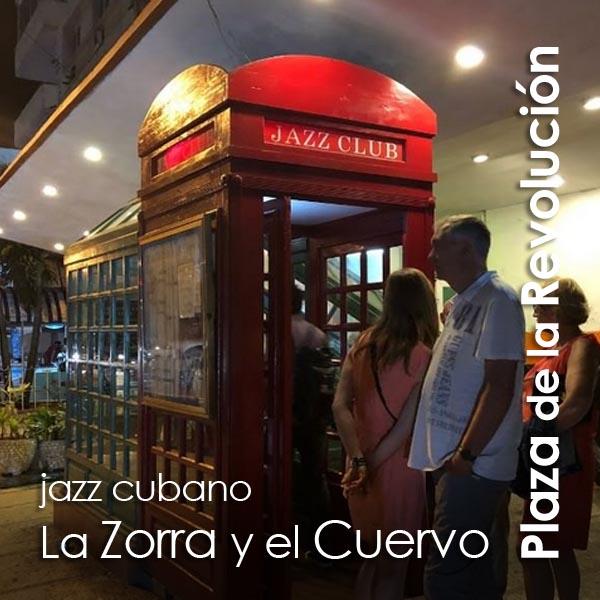 Plaza de la Revolucion - La Zorra y el Cuervo