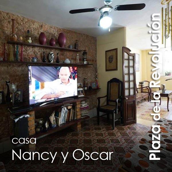 Plaza de la Revolucion - Nancy y Oscar