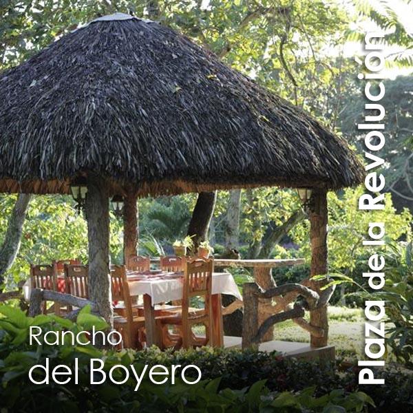 Plaza de la Revolucion - Rancho del Boyero