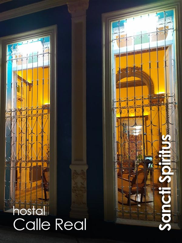 Sancti Spiritus - Hostal Calle Real