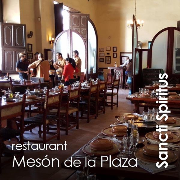 Sancti Spiritus - Meson de la Plaza