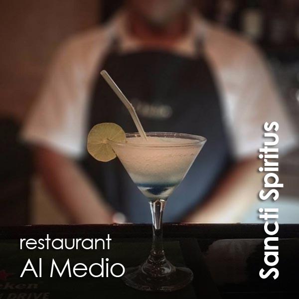 Sancti Spiritus - restaurant Al MEdio