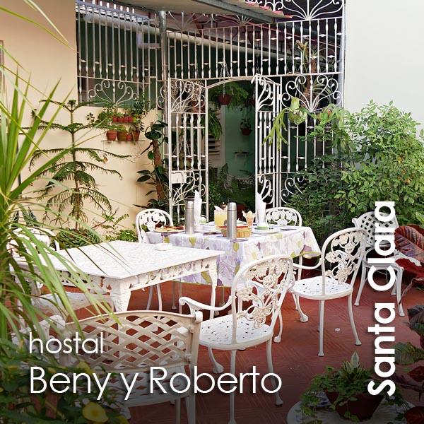 Santa Clara - Beny y Roberto