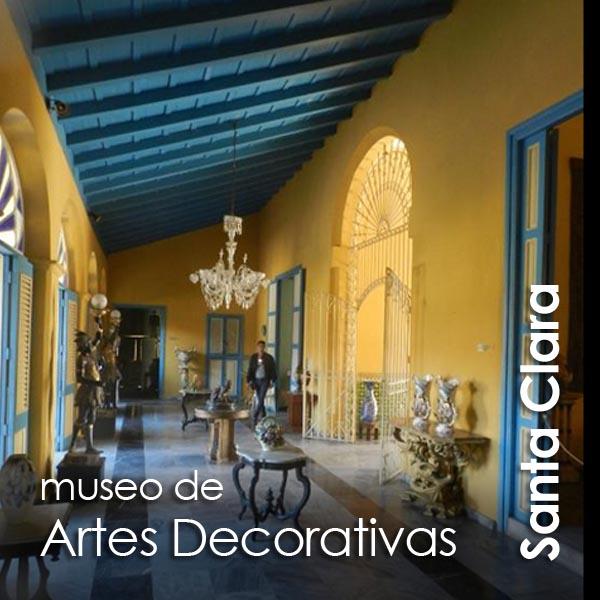 Santa Clara - museo de Artes Decorativas