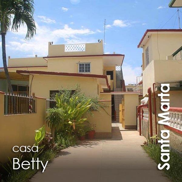 Santa Marta - Betty