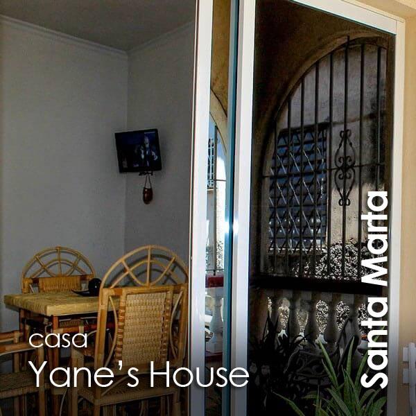 Santa Marta - Yane's House