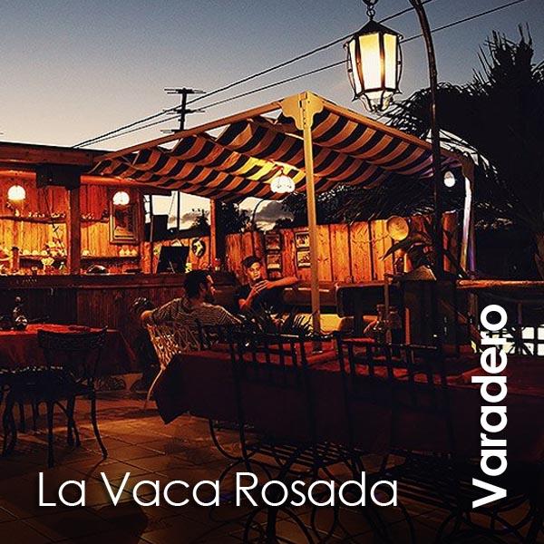 Varadero - La Vaca Rosada