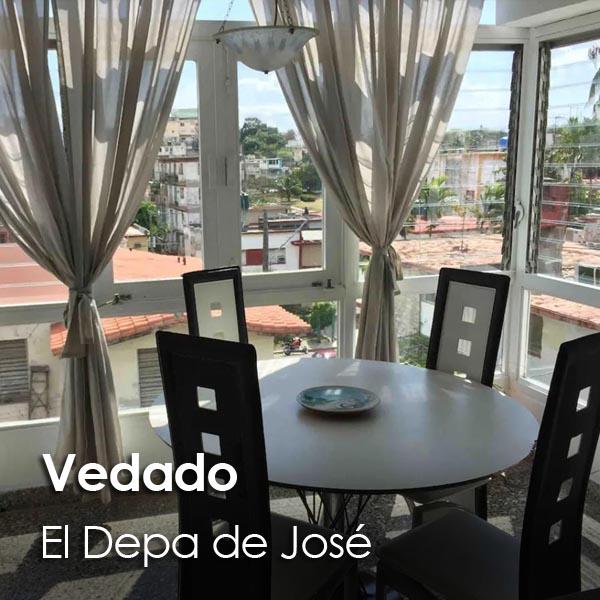 Vedado - El Depa de Jose