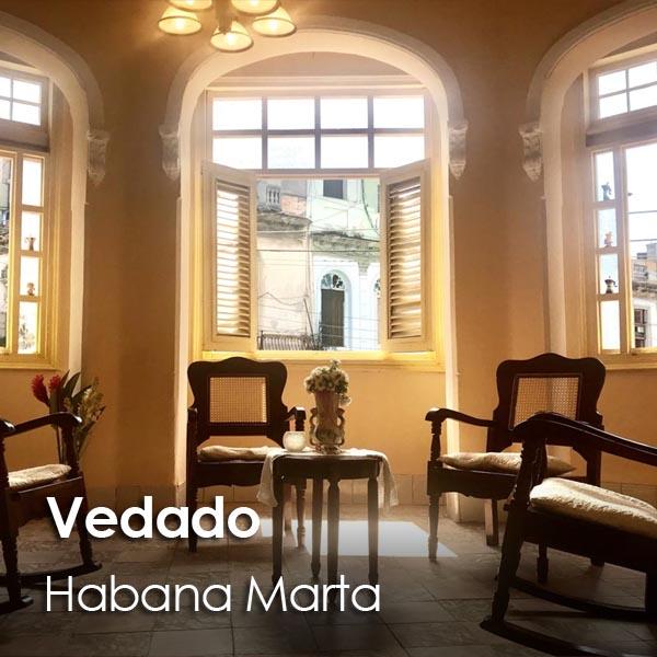 Vedado - Habana Marta