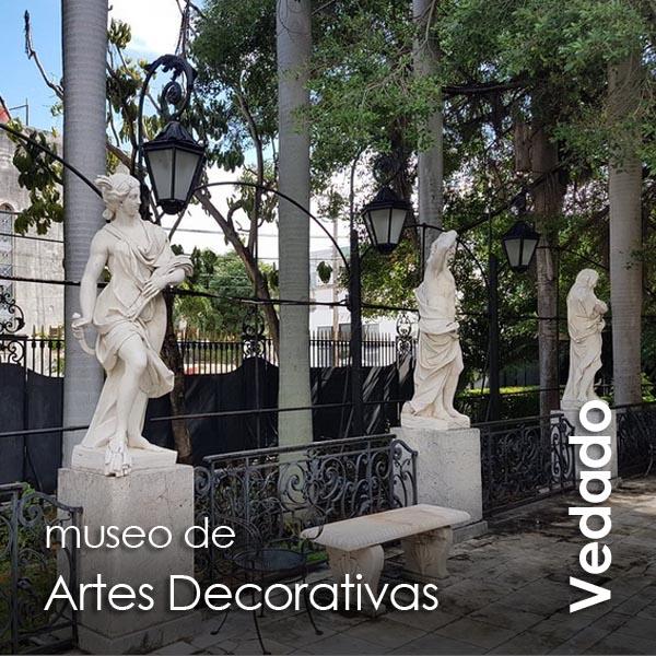 Vedado - Museo de Artes Decorativas