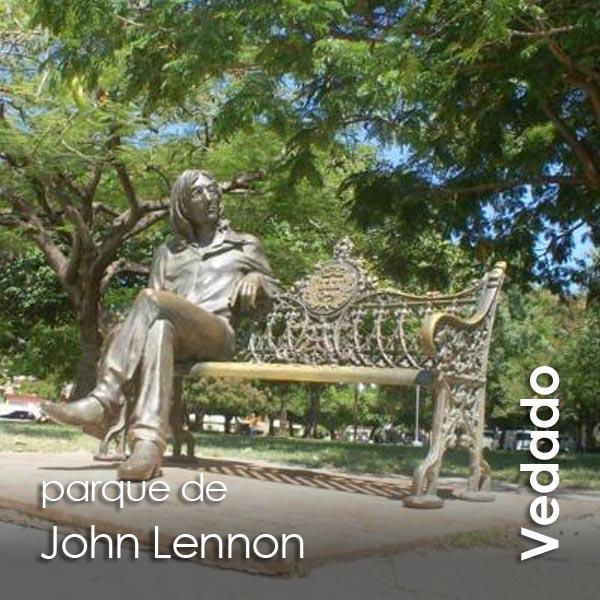 Vedado - Parque de John Lennon