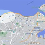 Vedado (mapa)
