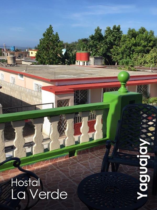Yaguajay - Hostal La Verde