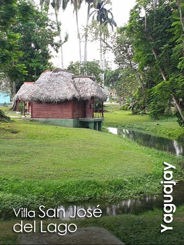 Yaguajay - Villa San Jose del lago