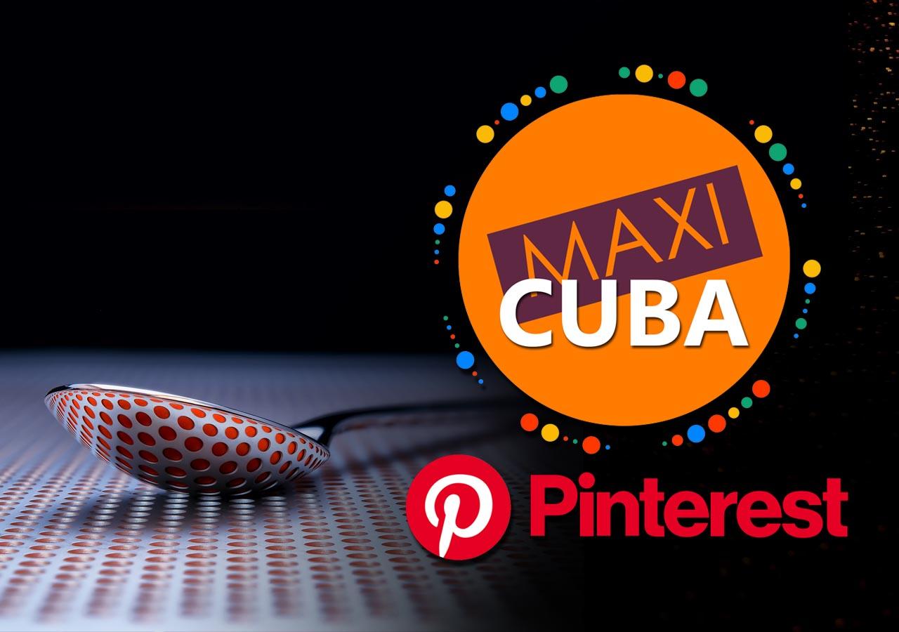 Pinterest pincode - Maxicuba